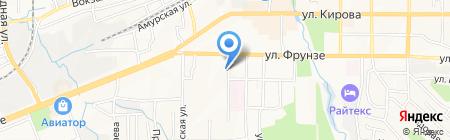 Женские секреты на карте Артёма