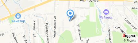 Женская консультация на карте Артёма