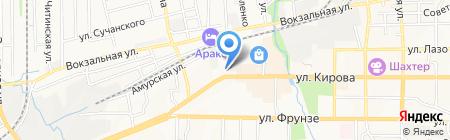 Bookmaker Hall на карте Артёма