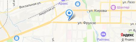 Шарм на карте Артёма