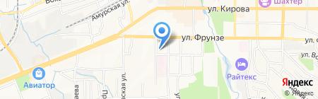 Школа искусств №1 на карте Артёма