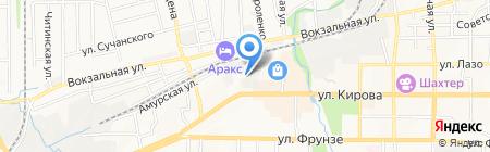 СтройБат на карте Артёма
