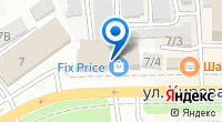 Компания В-Лазер на карте
