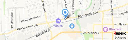 Эйбико ЛТД на карте Артёма