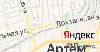 Сфера на карте