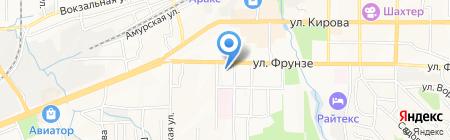 Образ на карте Артёма