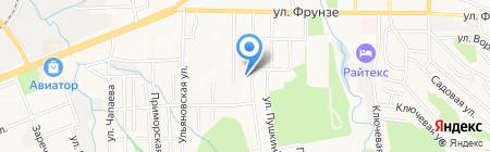 Родильный дом на карте Артёма