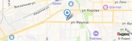 Ост-Оптик на карте Артёма