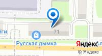 Компания Лима-К на карте