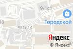 Схема проезда до компании Джеонг Сеок в Артёме
