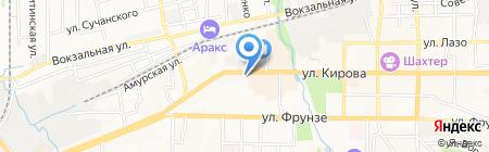 КИВИ на карте Артёма