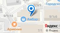 Компания До зари на карте