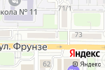 Схема проезда до компании Step в Артёме