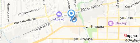 Интер+ на карте Артёма