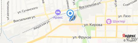 Отделочник на карте Артёма