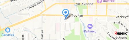 Автоцентр на карте Артёма