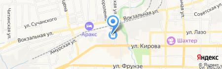 Тюль-Шторы на карте Артёма