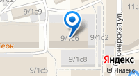 Компания 100 дорог на карте