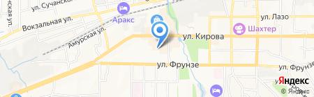 Детский сад №22 на карте Артёма