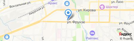 Снежная королева на карте Артёма
