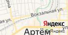 Дядя Вася на карте