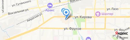 ОВК на карте Артёма
