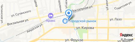 Классик на карте Артёма