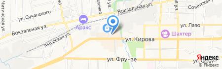 Рост-Тур на карте Артёма