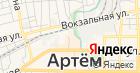 CorelФото на карте