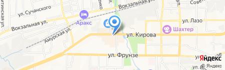 Мир цветов на карте Артёма