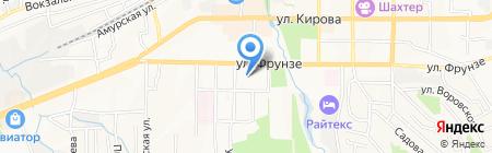 ТНТ-Артем на карте Артёма