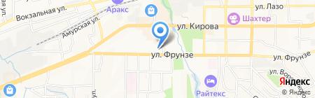 Молодость на карте Артёма