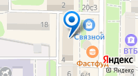 Компания Окна Эталон на карте