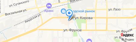 Отличные наличные на карте Артёма