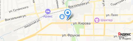 Домовид на карте Артёма