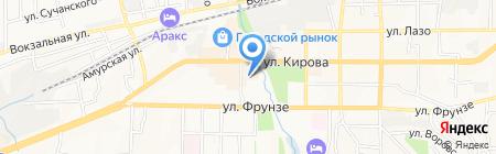 Дока-Пицца на карте Артёма