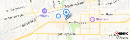 Обновка на карте Артёма
