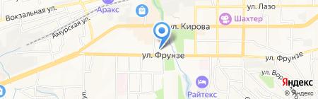Русский огород на карте Артёма