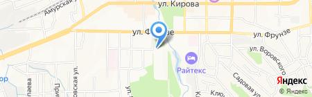 Бистро на карте Артёма