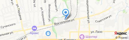 Fast Food на карте Артёма