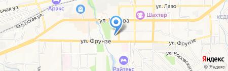 Академический лицей на карте Артёма
