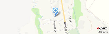 Продовольственный магазин на Первой на карте Артёма