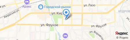 Билайн на карте Артёма