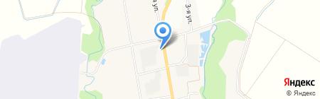 Green Way на карте Артёма