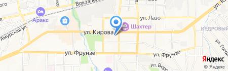 Артем-ТВ на карте Артёма