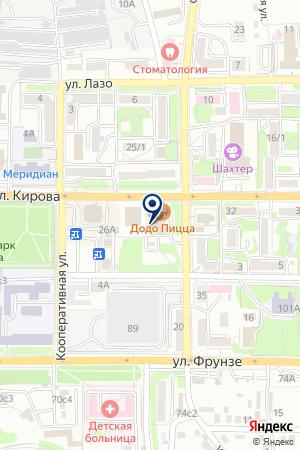 Райтекс Групп на карте Артёма