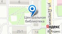 Компания Центральная городская библиотека им. Н.К. Крупской на карте