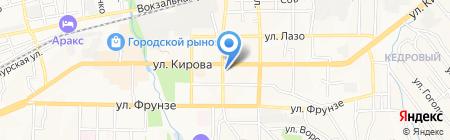 Воскресная школа на карте Артёма