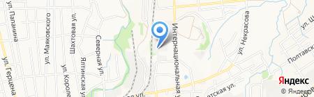 TAXI на карте Артёма