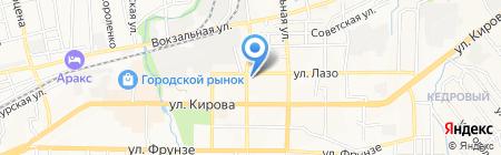 Поликлиника на карте Артёма